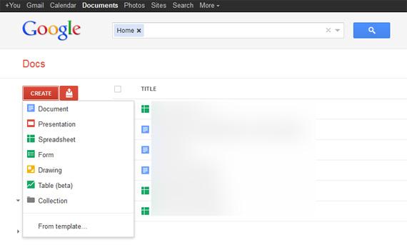 Google Docs | Orphicpixel