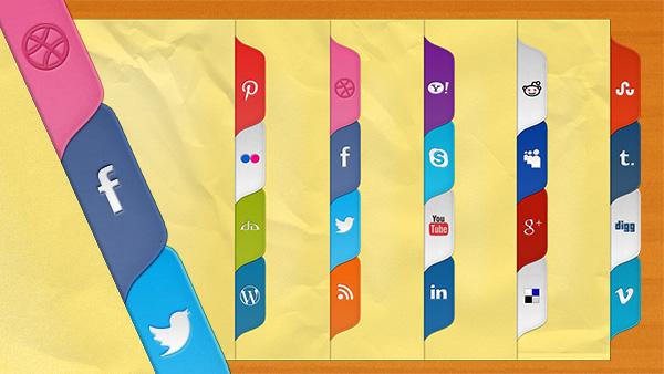social-media-tabs